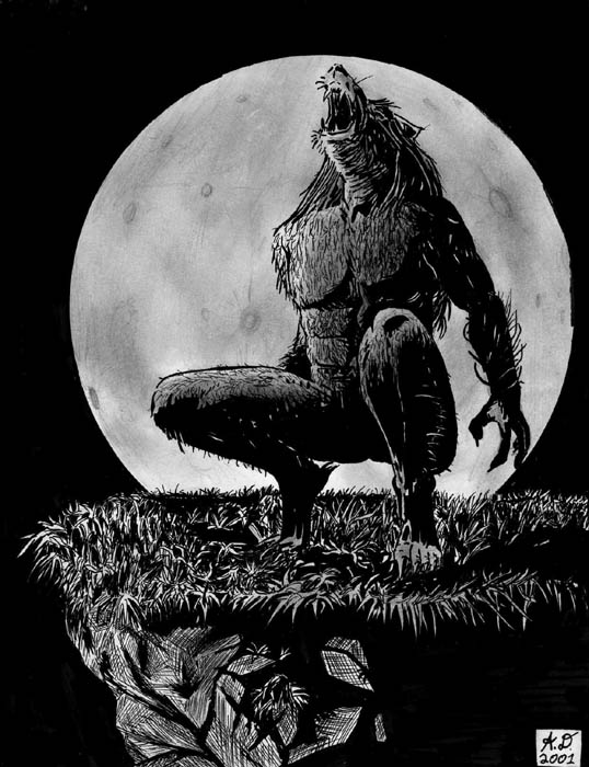 Psyche of the Werewolf ...
